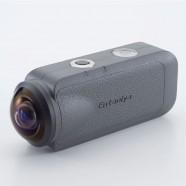 魚眼レンズ一体型カメラ