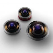 M12魚眼レンズ